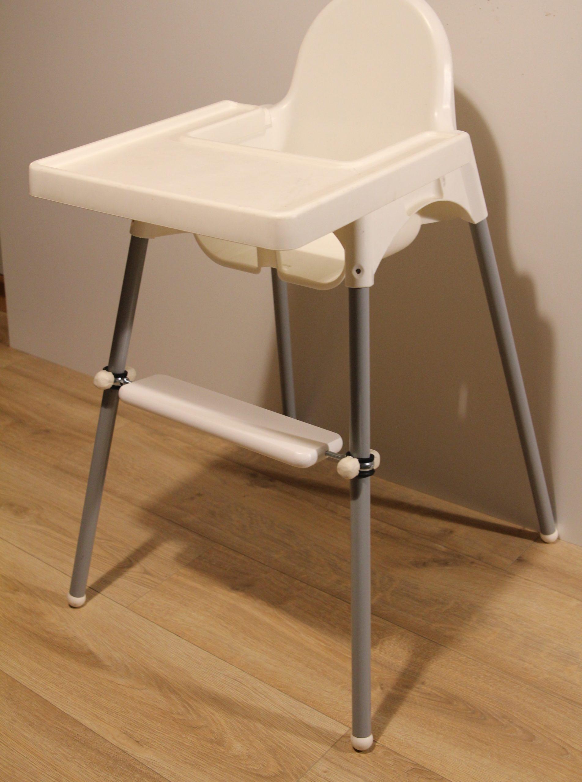 Obracany podnóżek do krzesełka Ikea Antilop – Aduu.pl
